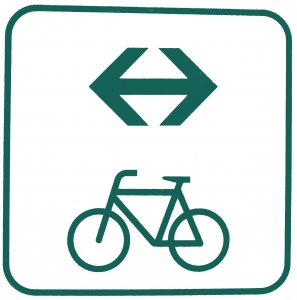 Bike Route - Both Directions
