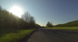 Old A41 towards Hemel